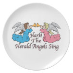 ¡Escuche! Los ángeles de The Herald cantan Plato