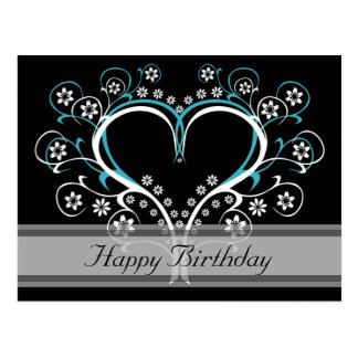 Escuche mis postales del feliz cumpleaños del cora