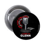 Escucho Glenn Beck Pin