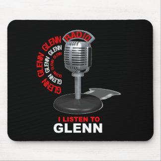 Escucho Glenn Tapete De Ratón
