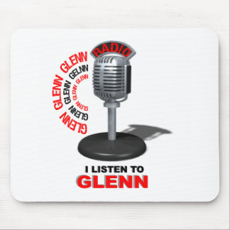 Escucho Glenn Tapetes De Ratón