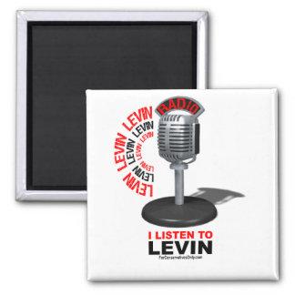 Escucho Levin Iman De Frigorífico