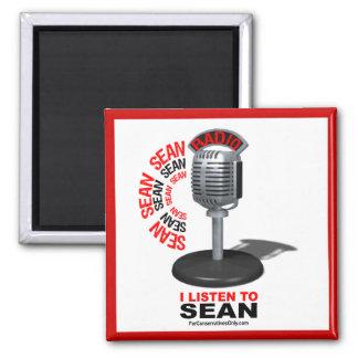 Escucho Sean Imán Cuadrado