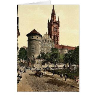 Escúdese el monumento de Guillermo de la torre y d Felicitación