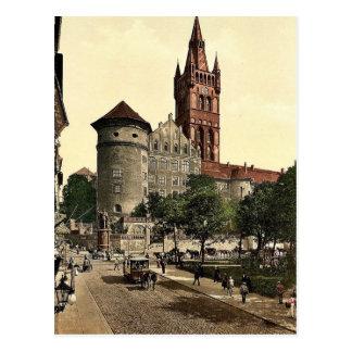 Escúdese el monumento de Guillermo de la torre y d Postal
