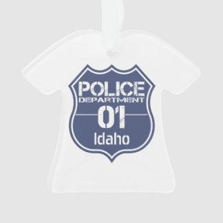 Escudo 01 del Departamento de Policía de Idaho
