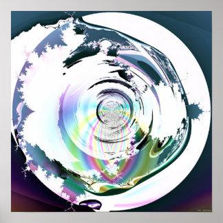 Escudo 1,3 del tornado póster