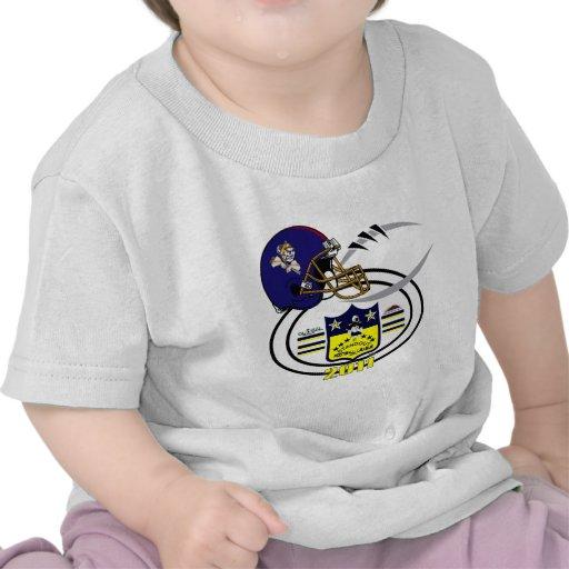ESCUDO 2011 de los campesinos sureños de McKinney Camisetas