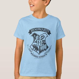 Escudo 2 de Hogwarts Playera
