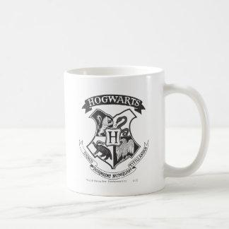 Escudo 2 de Hogwarts Taza Clásica