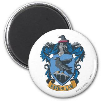 Escudo 2 de Ravenclaw Imán Redondo 5 Cm