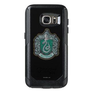 Escudo 2 de Slytherin Funda Otterbox Para Samsung Galaxy S7