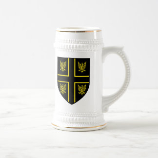 escudo abad-Tennessee Jarra De Cerveza