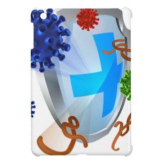 Escudo antibacteriano o anti del virus