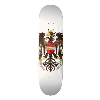 Escudo austríaco tabla de skate
