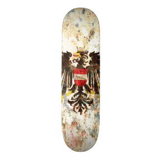 Escudo austríaco monopatín personalizado