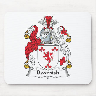 Escudo Beamish de la familia Alfombrilla De Raton