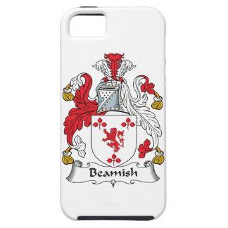 Escudo Beamish de la familia iPhone 5 Fundas