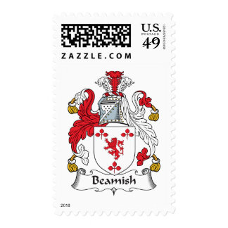 Escudo Beamish de la familia Franqueo