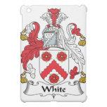 Escudo blanco de la familia