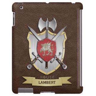 Escudo Brown de la batalla de Sigil del dragón