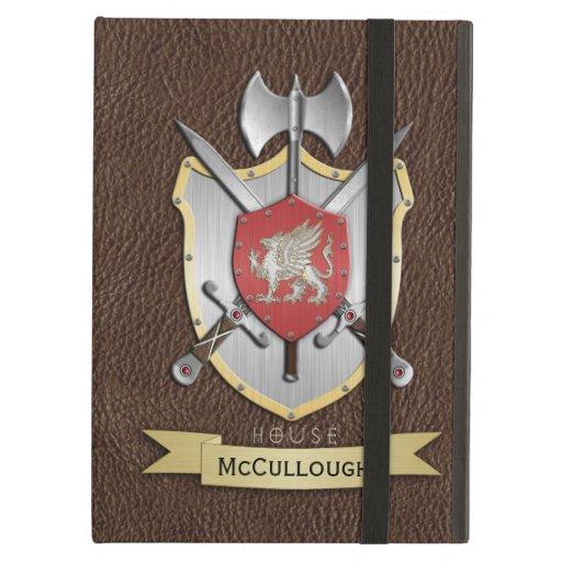 Escudo Brown de la batalla de Sigil del grifo