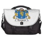 Escudo burgués de la familia bolsas para portatil