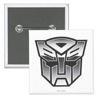 Escudo BW de G1 Autobot Pins