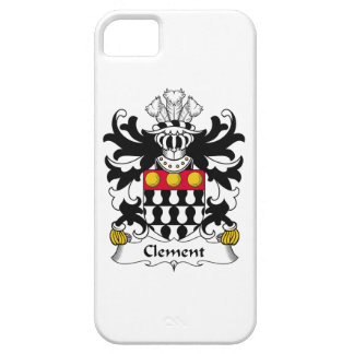 Escudo clemente de la familia iPhone 5 Case-Mate cárcasa