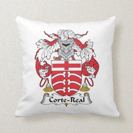 Escudo Corte-Real de la familia Cojines