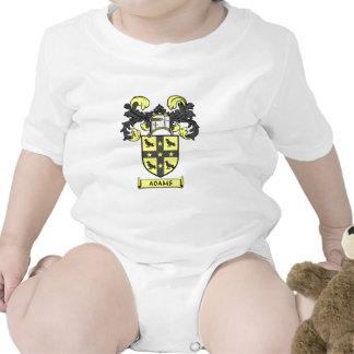 Escudo de Adams Trajes De Bebé