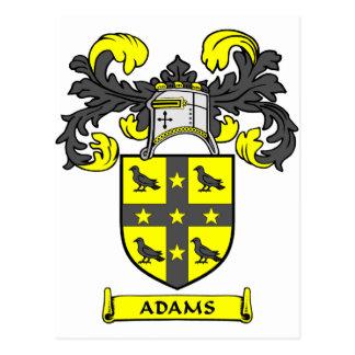 Escudo de Adams Postales