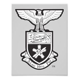 Escudo de AHP - B W Cojinete
