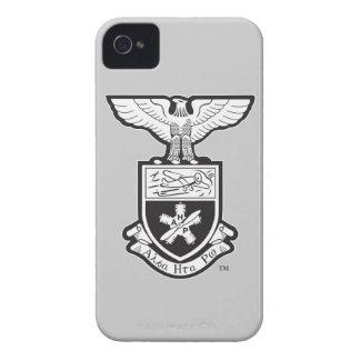 Escudo de AHP - B&W iPhone 4 Carcasas