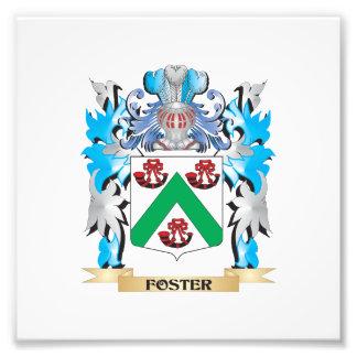 Escudo de armas adoptivo - escudo de la familia arte con fotos
