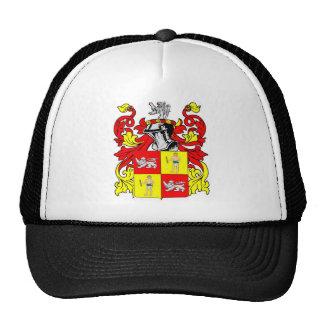 Escudo de armas alemán de Mann Gorras