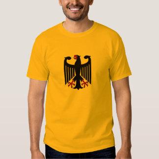 Escudo de armas alemán playeras