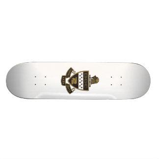 Escudo de armas alfa de la theta de Kappa: Color Skateboards