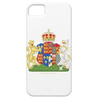 Escudo de armas Ana Bolena Funda Para iPhone SE/5/5s