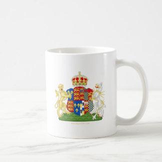 Escudo de armas Ana Bolena Taza De Café