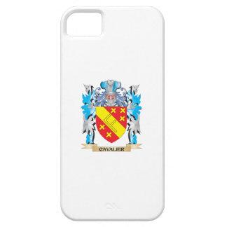Escudo de armas arrogante - escudo de la familia iPhone 5 carcasa