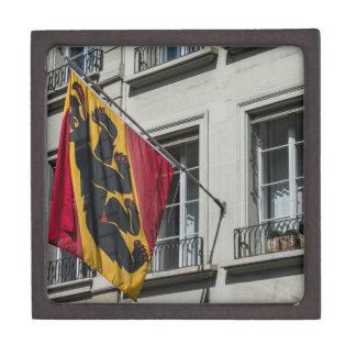 Escudo de armas - Berna - Suiza Cajas De Recuerdo De Calidad