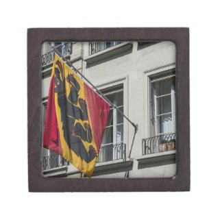 Escudo de armas - Berna - Suiza Cajas De Regalo De Calidad