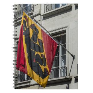 Escudo de armas - Berna - Suiza Cuaderno