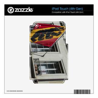 Escudo de armas - Berna - Suiza iPod Touch 4G Calcomanía