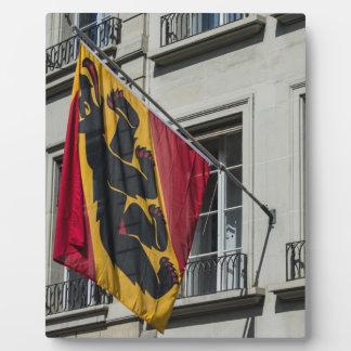 Escudo de armas - Berna - Suiza Placas Con Foto