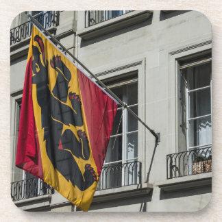 Escudo de armas - Berna - Suiza Posavasos De Bebidas