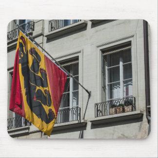 Escudo de armas - Berna - Suiza Tapetes De Raton