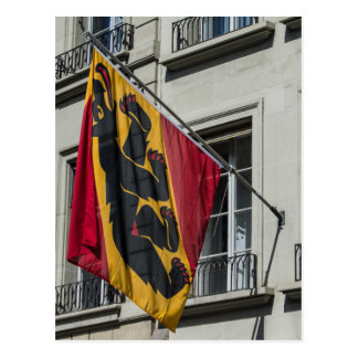 Escudo de armas - Berna - Suiza Tarjetas Postales