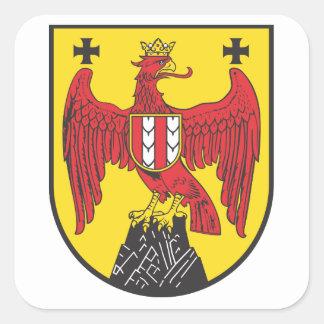 Escudo de armas Burgenland Austria